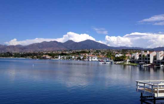 Lake Mission Viejo, Blue Sky