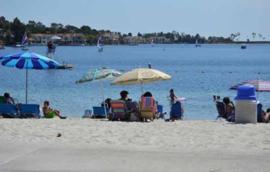 Lake Mission Viejo Beach